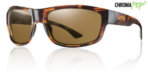 Smith Optics Dover Sunglasses - Havana Frame With Polarized Brown Lens