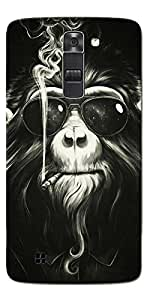 DigiPrints High Quality Printed Designer Soft Silicon Case Cover For LG K7