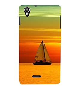 perfect print Back cover for Lava Iris 800