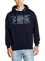 Star Wars Sudadera con Capucha X-Wing Logo (Azul Marino)