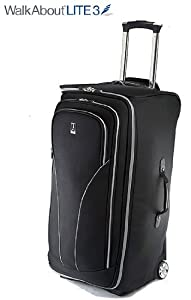 Travelpro Walkabout Lite 3 30inch Rolling Duffle Bag by Travelpro
