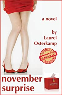 November Surprise: A Lucy Bricker Novel by Laurel Osterkamp ebook deal