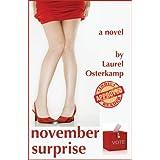 November Surprise: A Lucy Bricker Novel ~ Laurel Osterkamp