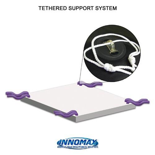 Innomax Genesis Dual 800 Ultra Waveless Lumbar Support