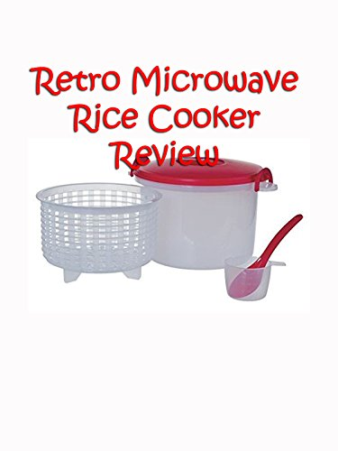 Review: Retro Microwave Rice Cooker Review