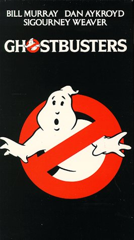 Ghostbusters [VHS]