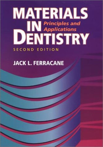 Materials in Dentistry: Principles and Applications