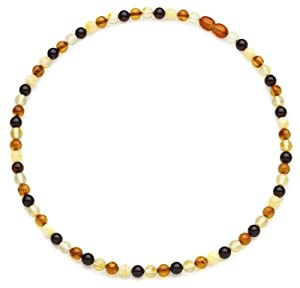 In Collections - 2460440013L850 - Collier Femme - ambre