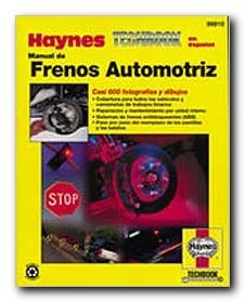 Manual De Frenos Automotriz Spanish Repair Manual (98910)