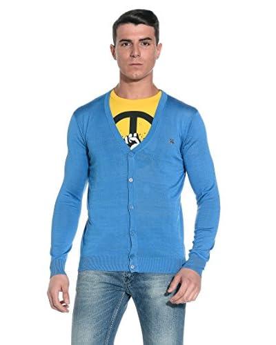 Love Moschino Cardigan [Azzurro]