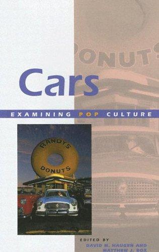 Examining Pop Culture - Cars