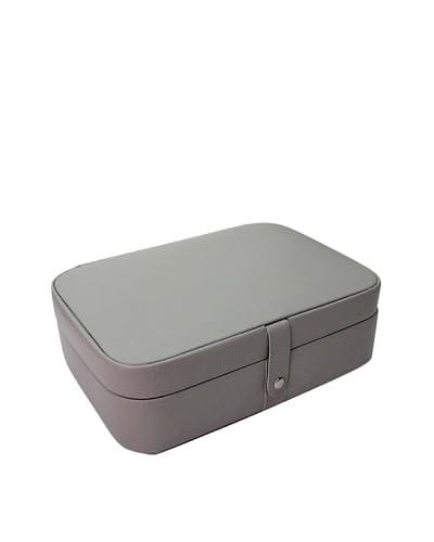 Morelle & Co. Kimberly Versatile Jewelry Box, Paloma Grey