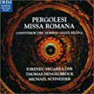 Pergolesi:Missa Romana/Conr.Sa