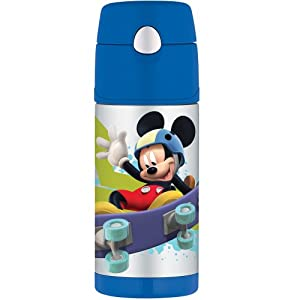 Thermos Funtainer Bottle, Mickey Mouse Clubhouse