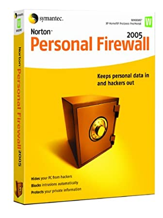 Norton Personal Firewall 2005