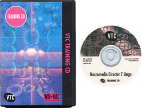 Macromedia Director 7.0 Lingo Training CD