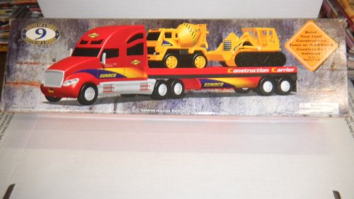 Sunoco 2002 Edition Construction Carrier 9th in a Series