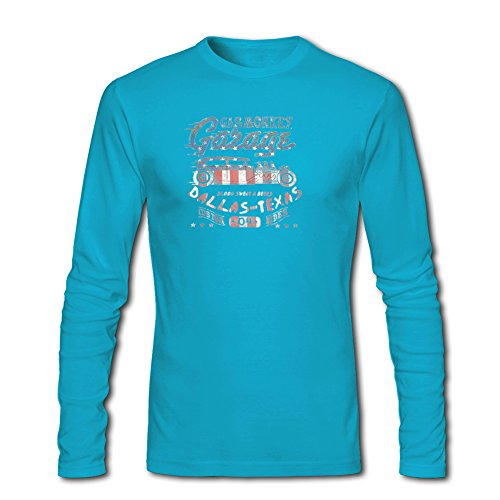 Classic Gas Monkey Garage For Mens Long Sleeves Outlet
