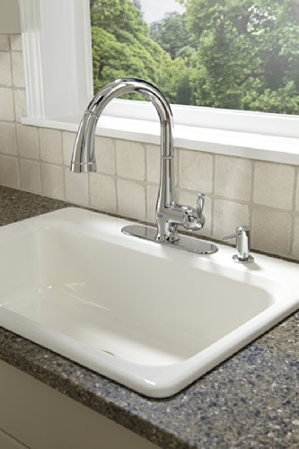 Single-handle Pull-down Spray head Kitchen Faucet