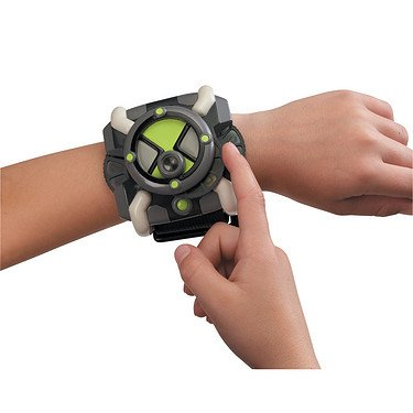 Bandai Ben 10 Omnitrix Alien Viewer
