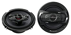 Pioneer TS-A1685R Car Speaker - 1 Pair