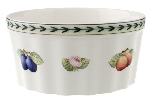 Villeroy & Boch French Garden CeramicPlus 7-3/4-Inch Round Souffle - Buy Villeroy & Boch French Garden CeramicPlus 7-3/4-Inch Round Souffle - Purchase Villeroy & Boch French Garden CeramicPlus 7-3/4-Inch Round Souffle (Villeroy & Boch, Home & Garden, Categories, Kitchen & Dining, Cookware & Baking, Baking, Ramekins & Souffle Dishes)