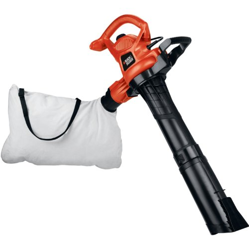 Review Black and Decker BV3600 12 Amp Blower Vac