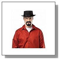 Rasta Imposta Men's Breaking Bad Heisenberg Kit, Black, One Size