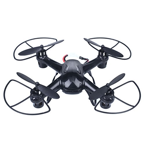 DM003 Headless Mode UFO RC Quadcopter 2.4Ghz 6 Axis Gyro Helicopter Toy (Mini Turbine Engine Jet compare prices)