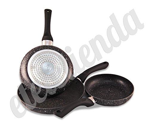 sartenes-antiadherentes-granito-santa-lucia-pack-3-piezas-de-18-20-24cm-fuego-vitro-electrico