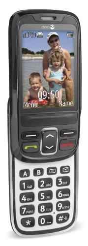 Doro 715 Téléphone portable GSM Noir
