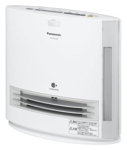Panasonic 加湿機能付きセラミックファンヒーター ホワイト DS-FKX1204-W