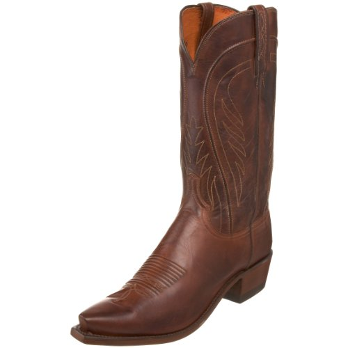 1883 by Lucchese Men's N1596.54 Western Boot,Tan,8.5 D US