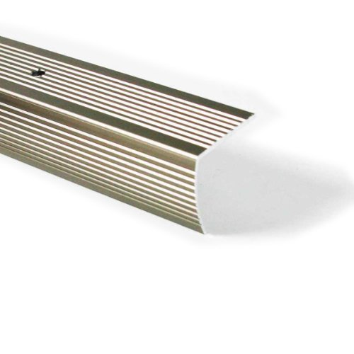 M-D Building Products 43878 1-1/8-Inch by 1-1/8-Inch by 36-Inch Stair Edging Fluted