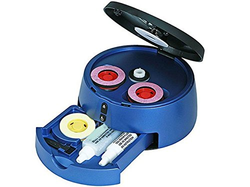 CD DVD BLU RAY PS3 XBOX 360 WII DISC CLEANER SCRATCH REPAIR REMOVER MACHINE (Disk Scratch Remover compare prices)
