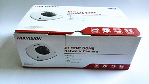 Original English Version Hikvision Ds-2Cd2532F-Iws W/Audio, 3Mp Mini Dome Wi-Fi Network Ip Camera, Original English Camera