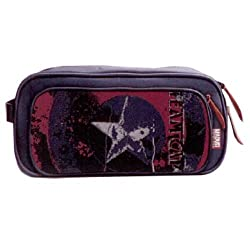 Marvel Comics Civil War Legend Captain America Toiletry Bag