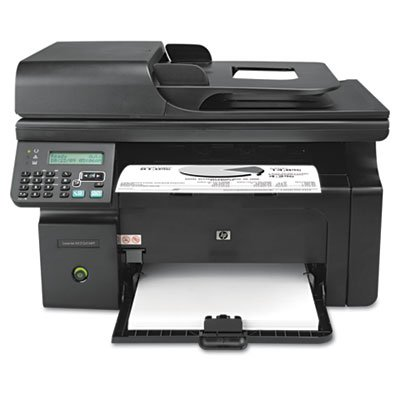 HP CE841A - LaserJet Pro M1212NF Multifunction Laser Printer with Copy/Fax/Print/Scan-HEWCE841A