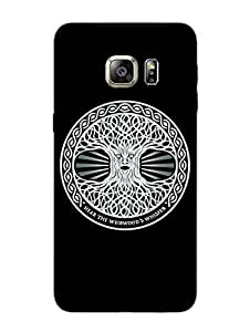 Justgirlythings Game Of Thrones - Hear The Weirwoods Whisper Hard Back Case Cover For Samsung Note 5 Edge