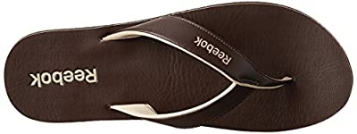 Reebok Men's Advent II Flip-Flops and House Slippers