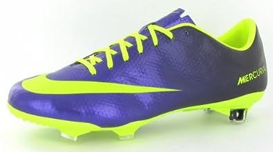 Nike Mercurial Vapor IX FG Electro Purple Volt-Black by Nike