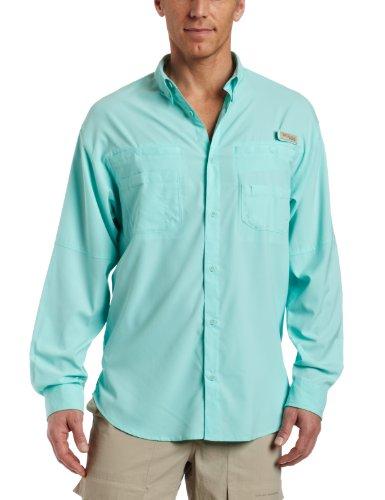 Buy Cheap Columbia Men S Tamiami Ii Ls Shirt Gulf Stream