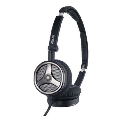 Asus NC1 High-End Kopfhörer mit aktiver Rauschunterdrückung (102 dB, 1,8m Kabel)
