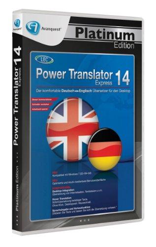 Translator englisch deutsch preisvergleiche erfahrungsberichte und kauf bei nextag for Deutsch englisch translator
