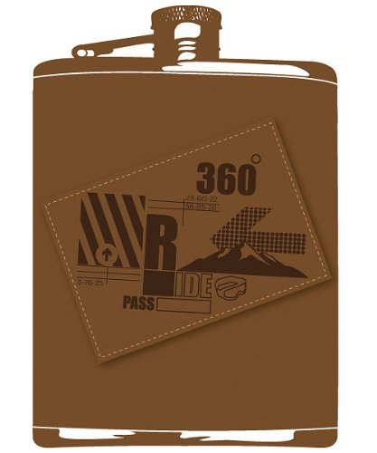 H2O-Hip-to-Own-Stainless-Flask-Snowboarding
