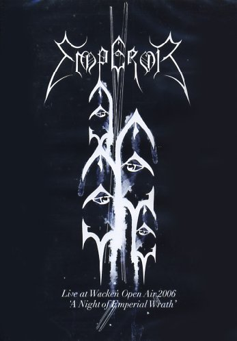 Emperor-Live At Wacken Open Air 2006 - Dvd