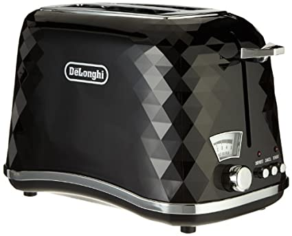 Delonghi CTJ 2003.W Pop up toaster