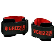 Grizzly Fitness Power Training Wrist Wrap by Grizzly Fitness