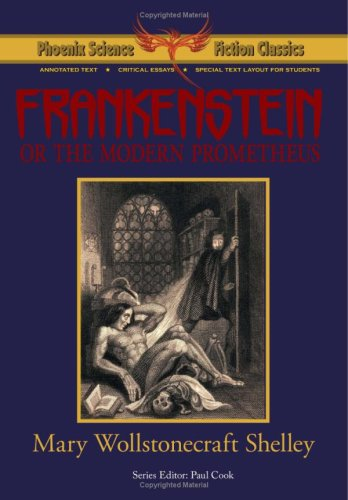 """frankenstein and the modern prometheus essay Mary wollstonecraft godwin shelley began writing """"frankenstein or, the modern  prometheus"""" when she was eighteen years old, two years."""