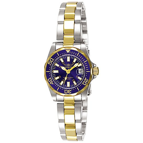 Invicta Women'S 7064 Signature Collection Pro Diver Two-Tone Watch